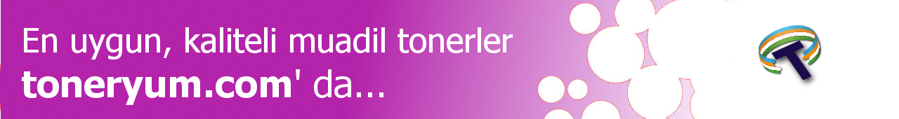 Toneryum.com Muadil Toner, Kartuş Toptan ve Perakende  Satış Mağazası