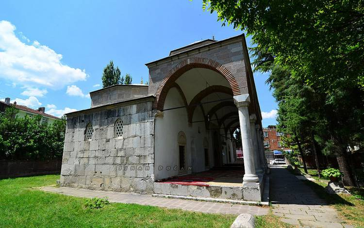 Vezirköprü Tacettin Paşa Camii , Samsun