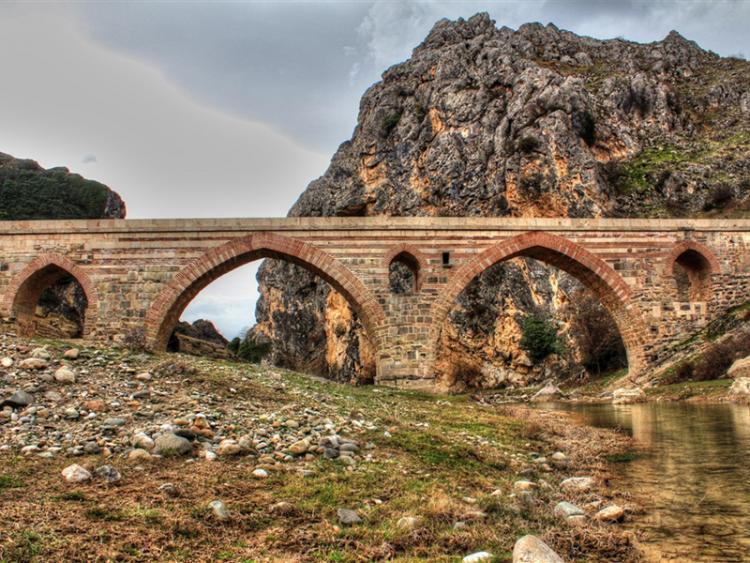Vezirköprü Kurt Köprü , Samsun