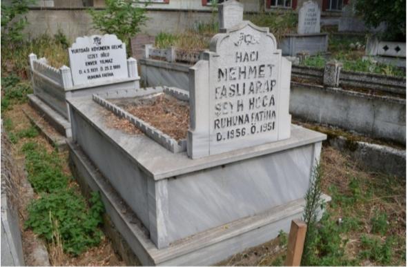 Vezirköprü Evliyaları - Hacı Mehmet Faslı Arap Şeyh Hoca - Samsun, Vezirköprü