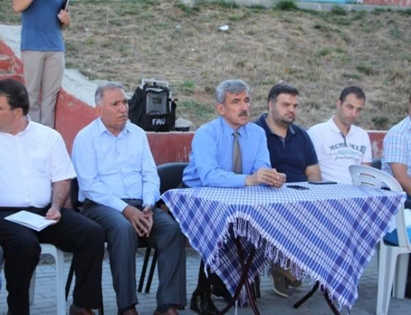 Tikenli'de Kentsel Dönüşüm için 2. Toplantı Yapıldı