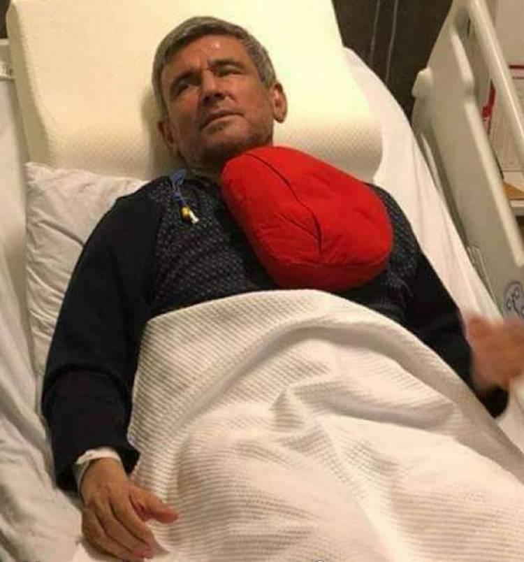 Başkan Sadık Edis Ameliyat Oldu
