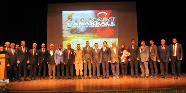 Anadolu Lisesi Çanakkale Şehitlerini Anma Etkinliği Düzenledi
