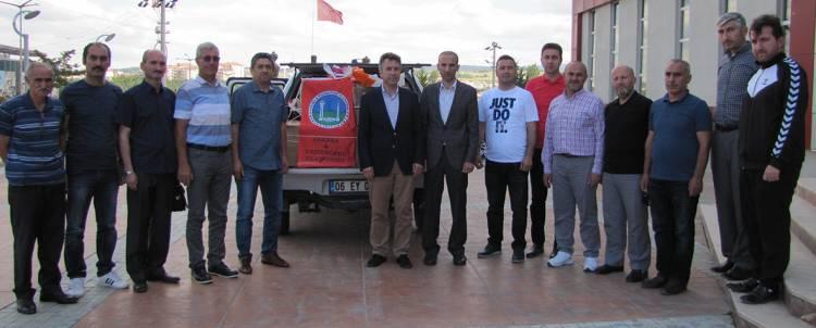 Ankara-Vezirköprü Platformu'ndan Geleneksel Yardım Kampanyası