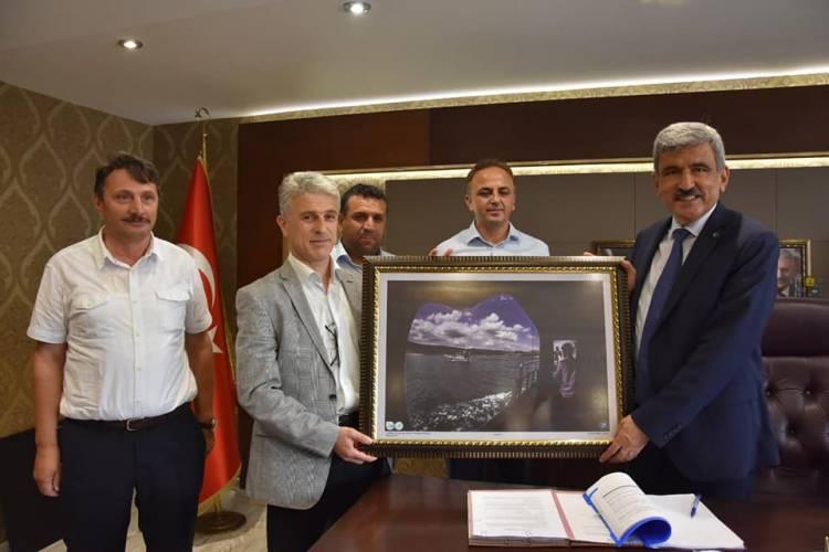 Vezirsuyu Tabiat Parkı Bölgenin Cazibe Merkezi Olacak