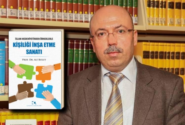Hemşehrimiz Prof. Dr. Ali Bulut'tan Kişisel Gelişim Kitabı