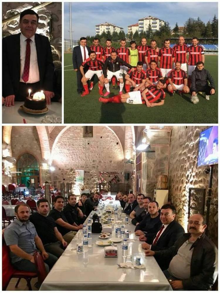 Kaymakamlık Turnuvası'nda Mirza Çalışkan'a Vefa ...