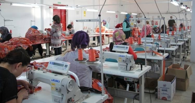 Zafer Moda Tekstil'in Hedefi 150 Kişilik İstihdam