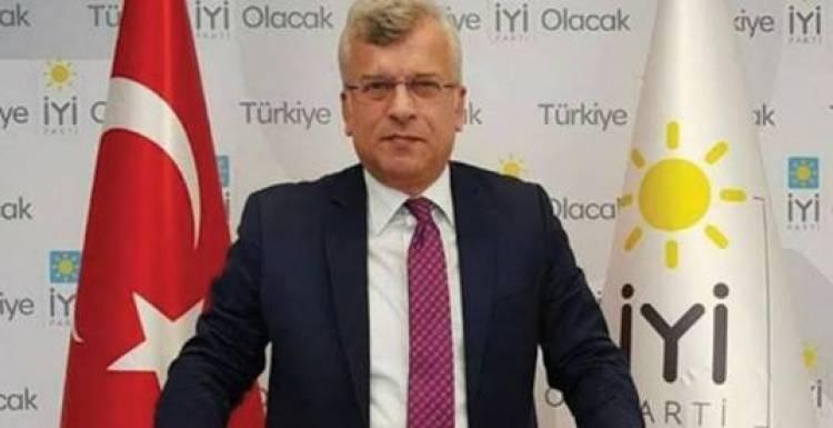 İyi Parti Samsun Milletvekili Adayı İbrahim Özyer Vefat Etti