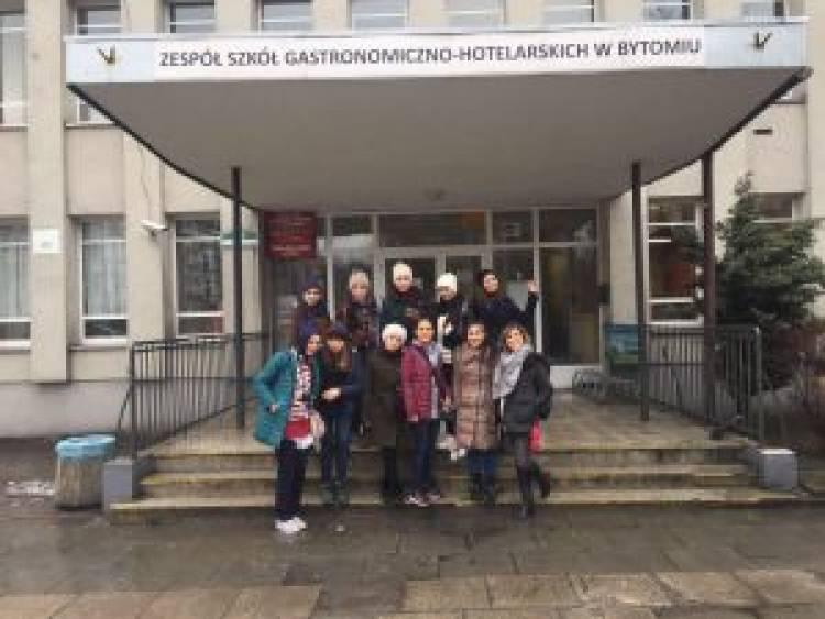 Ayşe Hatun Mesleki ve Teknik Anadolu Lisesi'ne Avrupa'dan Staj Desteği